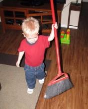 Caleb sweep