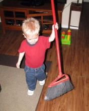 Caleb sweep