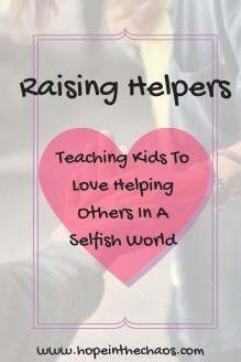 raising helpers