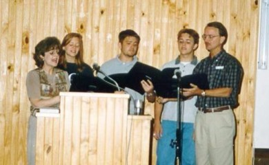 Singing Thea