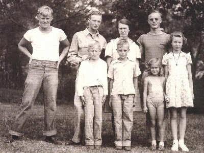 1945 Muskrats