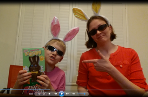 Easter rap video pic